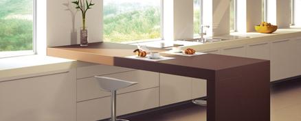 Proyectos de marmol y granito para cocinas encimeras for Colores marmoles cocina