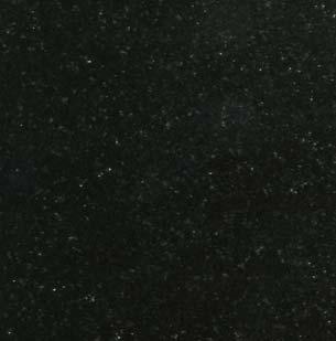 Proyectos de marmol y granito para cocinas encimeras - Granito negro intenso ...