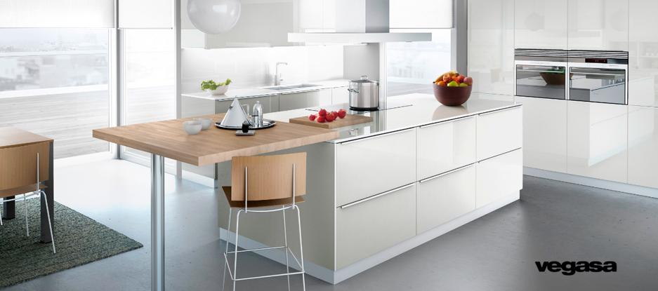 Mobiliario de cocinas vegasa dise o de cocinas barcelona for Muebles de cocina vegasa